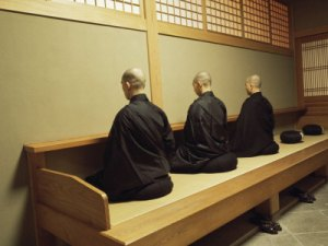 ursula-gahwiler-monks-during-za-zen-meditation-in-the-zazen-hall-elheiji-zen-monastery-japan