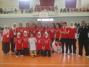 Seleção do Egito de volei feminino